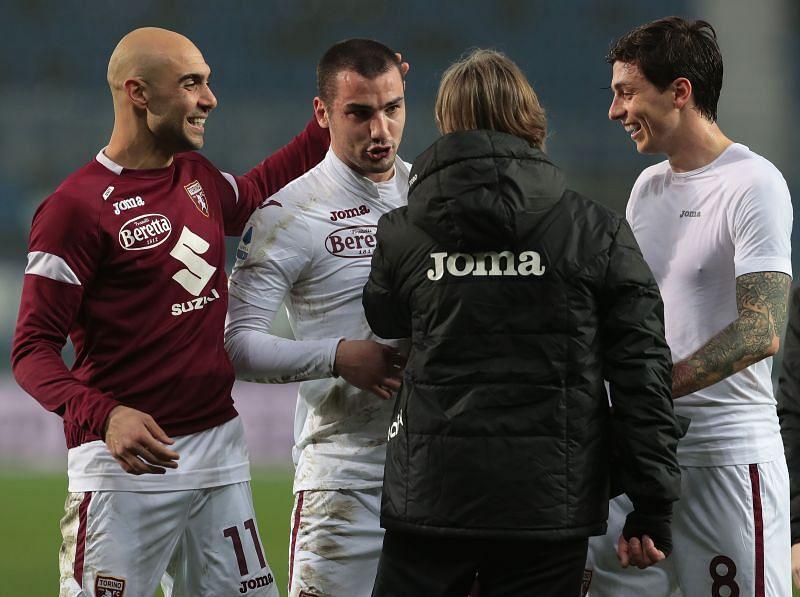 Torino play Genoa on Saturday