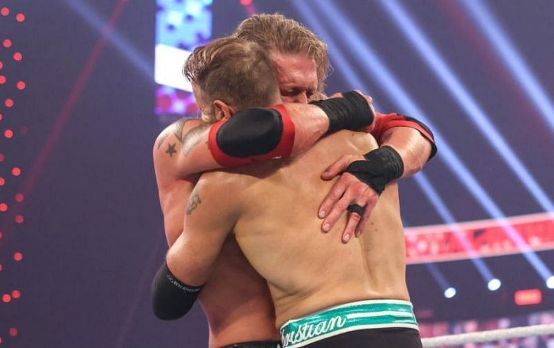Edge and Christian