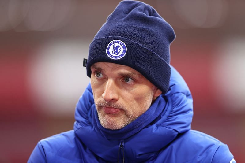 Thomas Tuchel took over as Chelsea manager last month