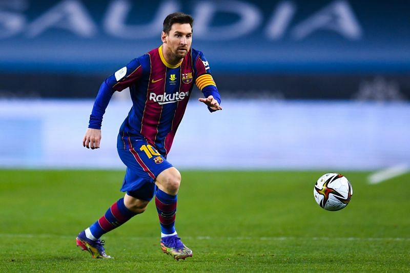 Lionel Messi is widely regarded as the greatest footballer in history.