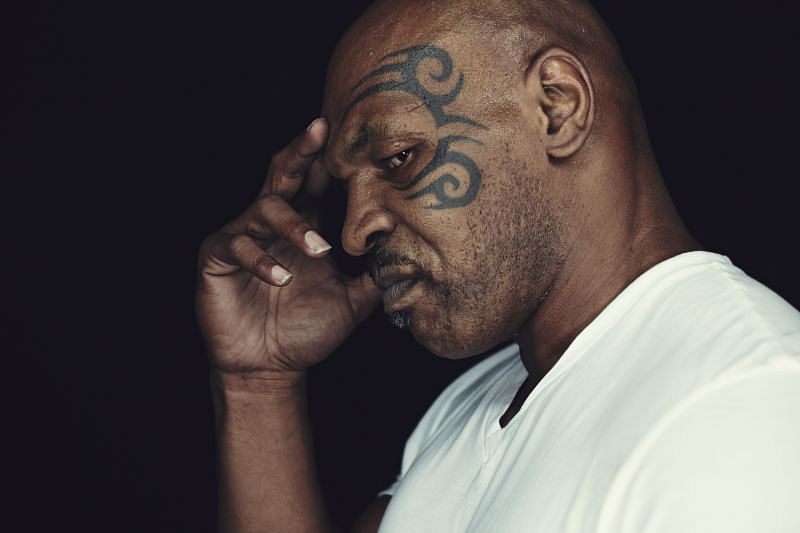Mike Tyson revealed his injuries after knocking out his opponent in 2003