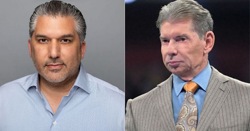 WWE executive Nick Khan on rumors about company being sold