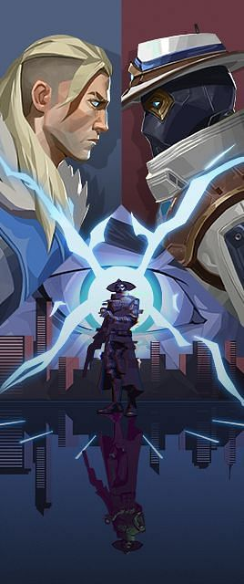 Versus Sova + Cypher image by Riot Games