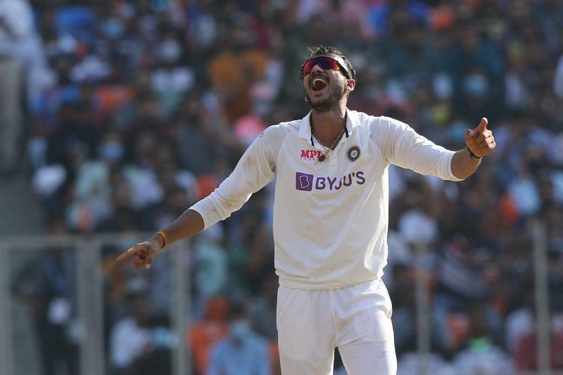 Axar Patel. Pic: ICC