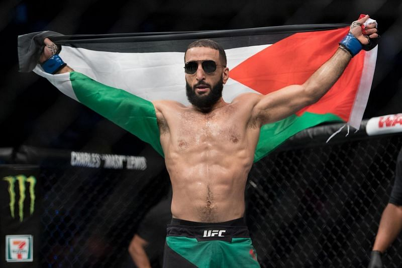 Belal Muhammad has the biggest fight ahead of himself