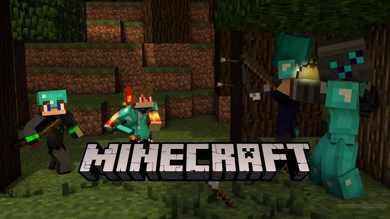 The best Minecraft servers in 2021 (Image via Medium.)