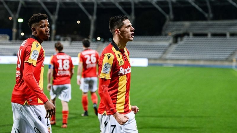 Lens will be hopeful of a win over Ligue 1 strugglers Dijon this weekend