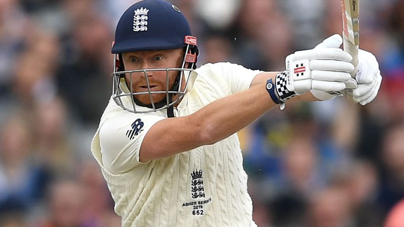 Jonny Bairstow will be available from the 3rd Test onwards