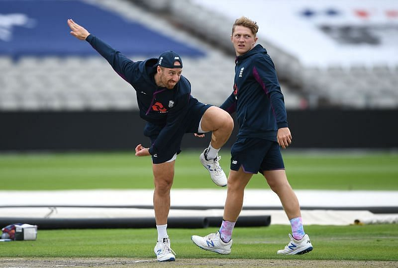 The performances of Jack Leach (left) and Dom Bess (right) could be key to the visitors