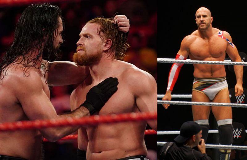 WWE सुपरस्टार्स जो इंटरकॉन्टिनेंटल चैंपियन बनने के हकदार हैं