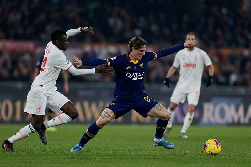 Nico Zaniolo ruptured his ACL against Juventus