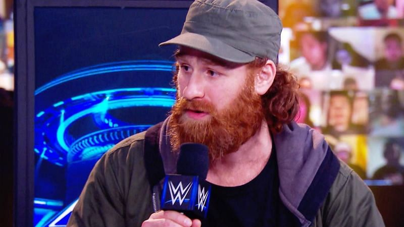 Sami Zayn is known for his humanitarian efforts away from TV