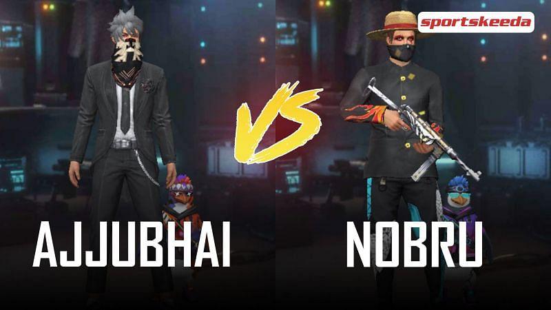 Ajjubhai vs Nobru