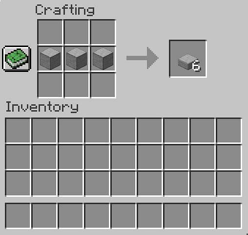 Crafting Stone Slabs