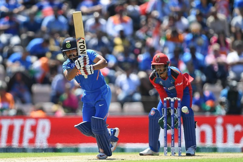 Kedar Jadhav played for India in the 2019 World Cup.