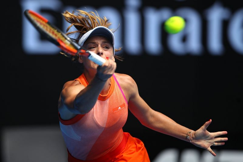 Ana Bogdan is still looking to rediscover ger form.