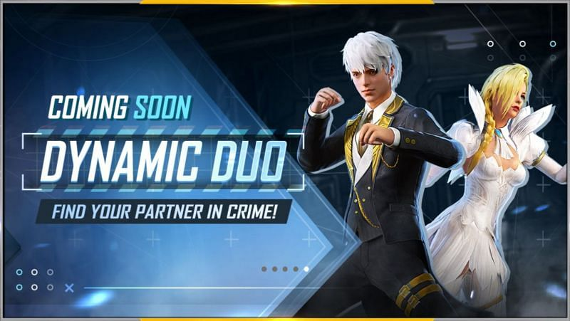 The Dyanmic Duo feature in Free Fire