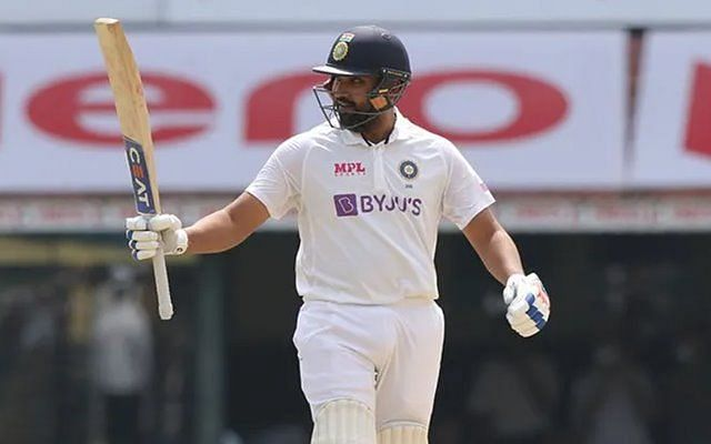 Rohit Sharma smashed a superb hundred on a difficult pitch in the 2nd Test