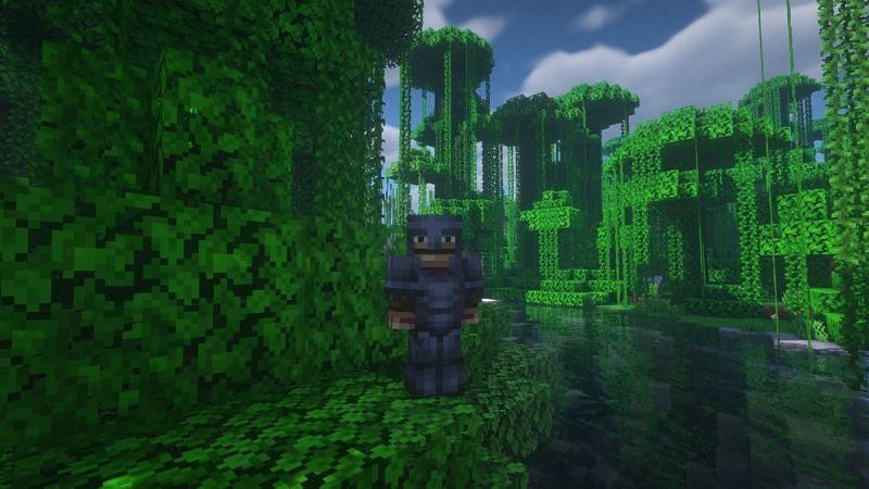 Funke Monke (Image via Minecraft)