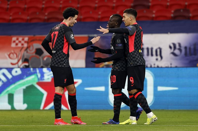 Liverpool FC secured a 2-0 victory over RB Leipzig in the UEFA Champions League Round Of 16