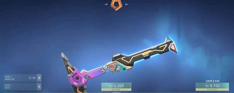 Glitchpop Axe Image by HITSCAN
