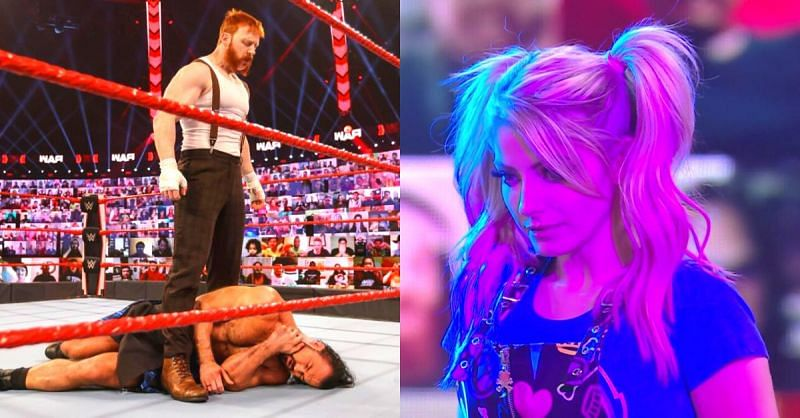 Monday Night RAW after Royal Rumble was quite eventful