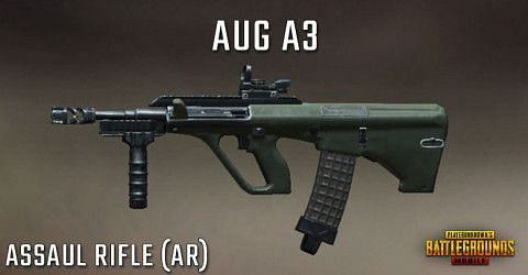 The AUG A3 (Image via zilliongamer)