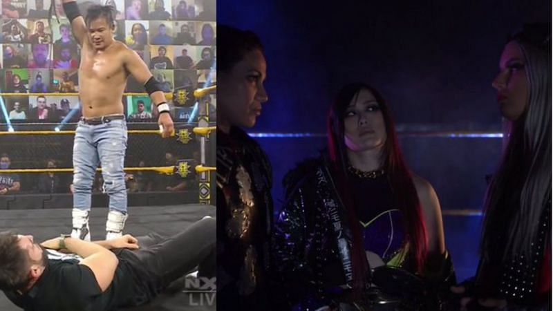 The NXT TakeOver go-home show delivered some stellar Dusty Cup semi-final matches