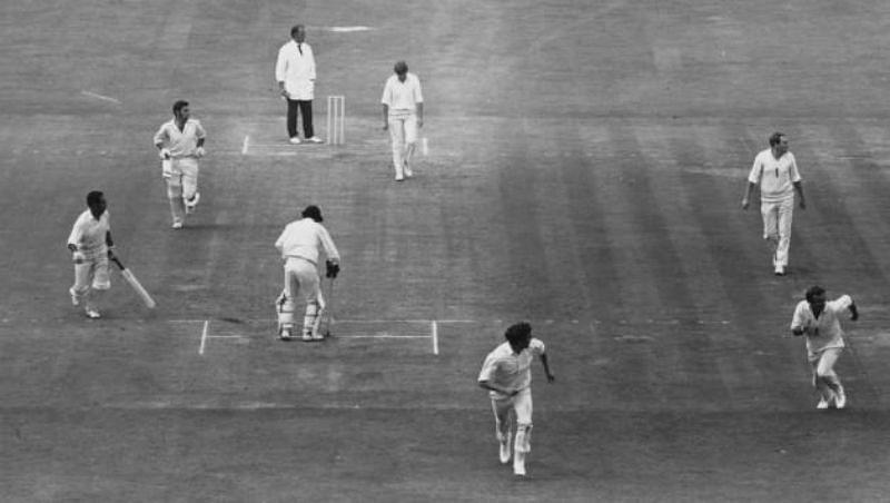 भारत बनाम इंग्लैंड, द ओवल 1971