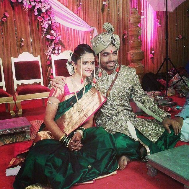 Ajinkya Rahane Wedding photos