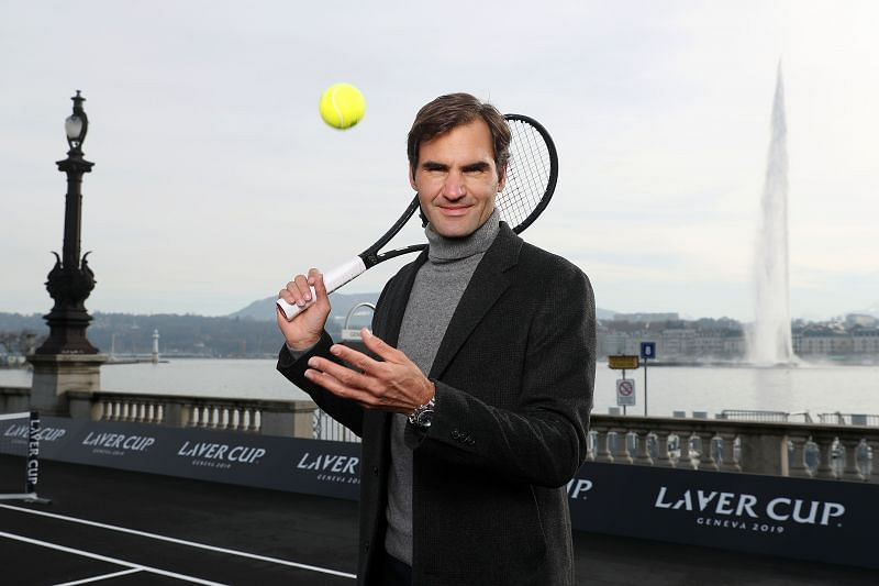Roger Federer owns a luxury penthouse in the Le Reve tower Dubai