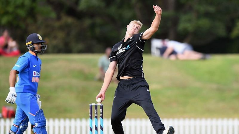 RCB shelled out big bucks for New Zealand all-rounder Kyle Jamieson