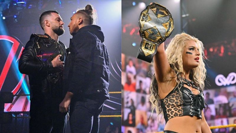 Could any new champions be crowned at NXT TakeOver: Vengeance day?