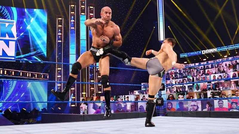Cesaro should be a relentless force on WWE SmackDown