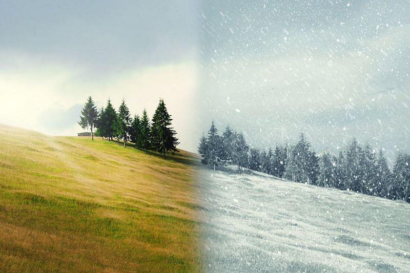 बदलते मौसम