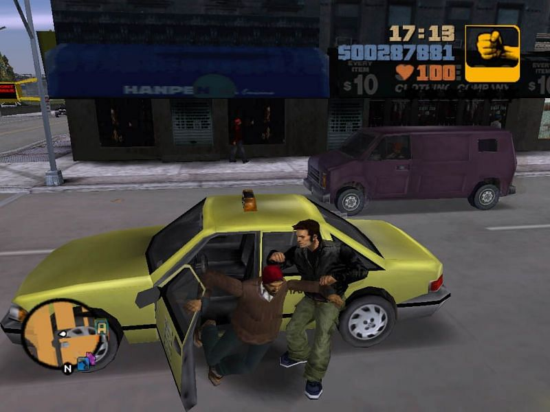There are many games that share similarities with the GTA series (Image via GotGame)