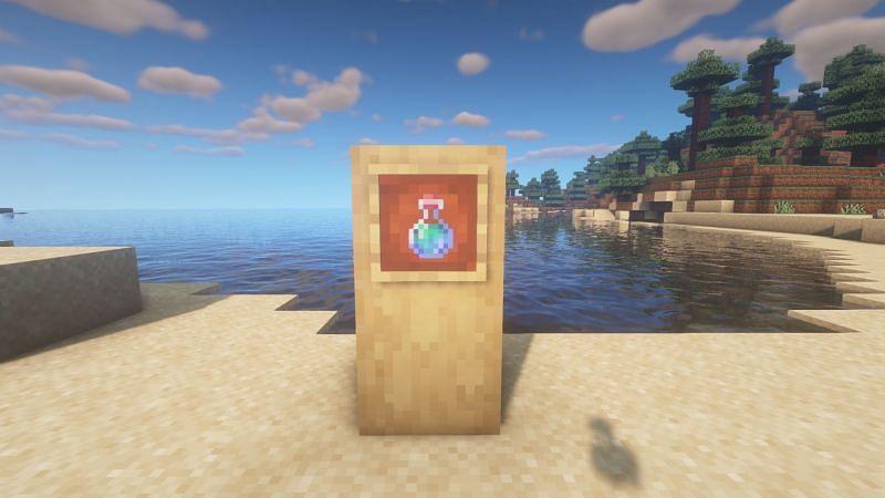 Leap Ericson (Image via Minecraft)