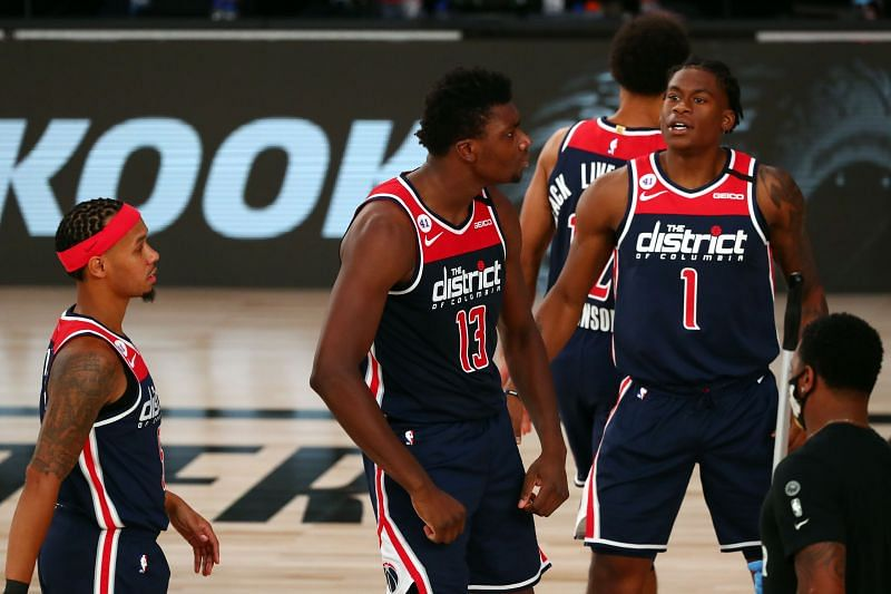 Thomas Bryant #13 has been ruled out for the Washington Wizards