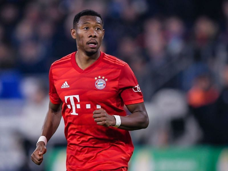 David Alaba is a prime transfer target for Chelsea.