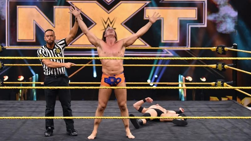 Riddle in WWE NXT