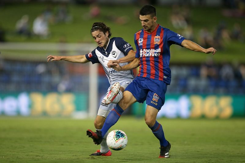 Newcastle Jets take on Melbourne Victory this weekend
