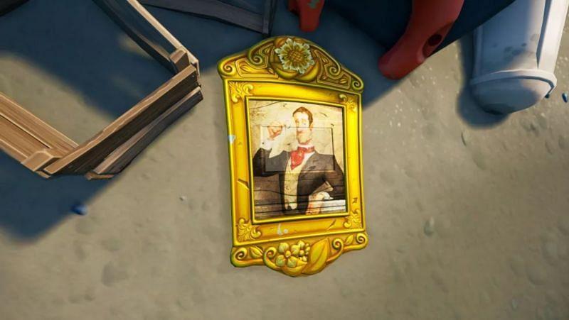 The family portrait in Fortnite (Image via Epic Games)