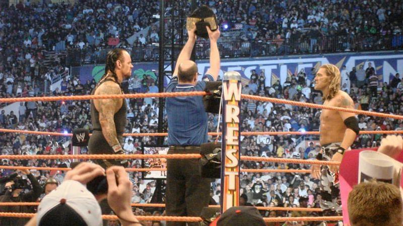 Edge vs Undertaker from WrestleMania 24