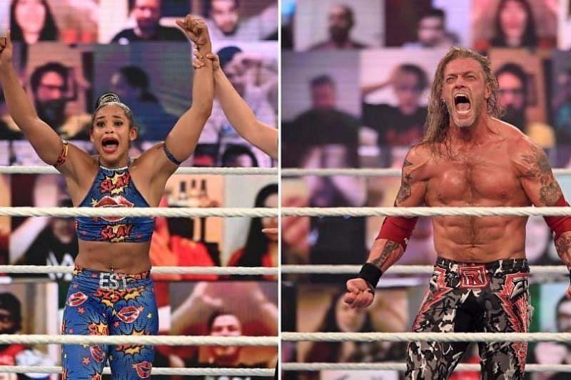 WWE Royal Rumble 2021 मैचों के विजेता