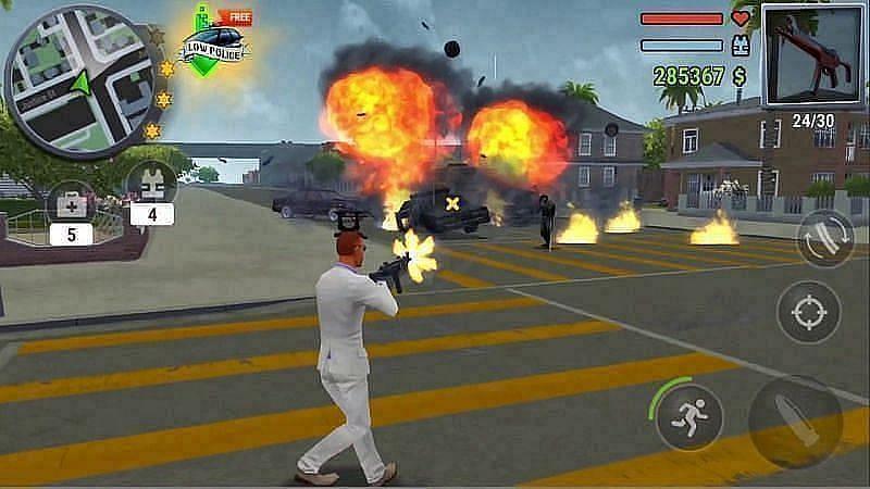 Gangs Town Story (Image via Avega Games, YouTube)
