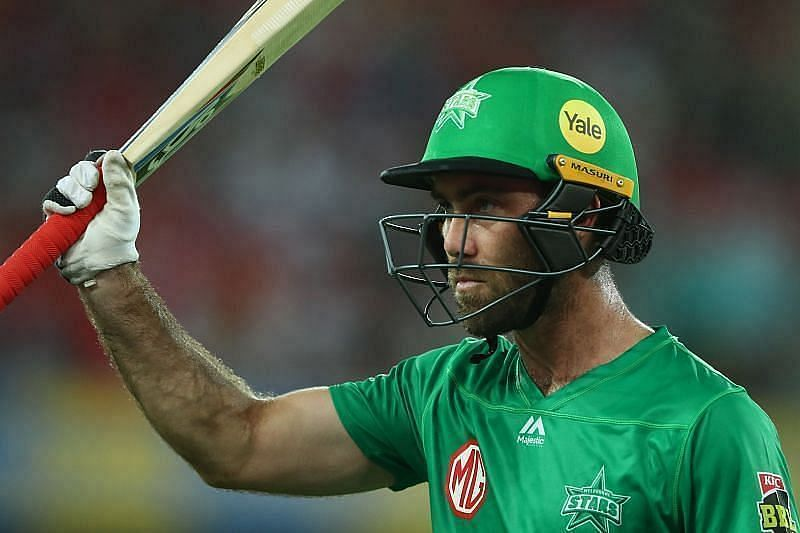 RCB acquired Glenn Maxwell for rupees 14.25 crores at the IPL 2021 auction