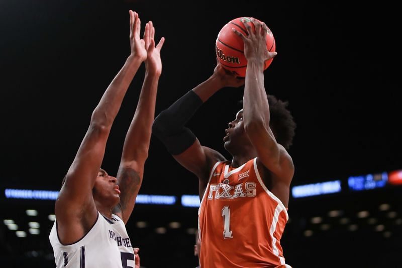 The West Virginia Mountaineers and the Texas Longhorns will face off at the Frank Erwin Center on Saturday