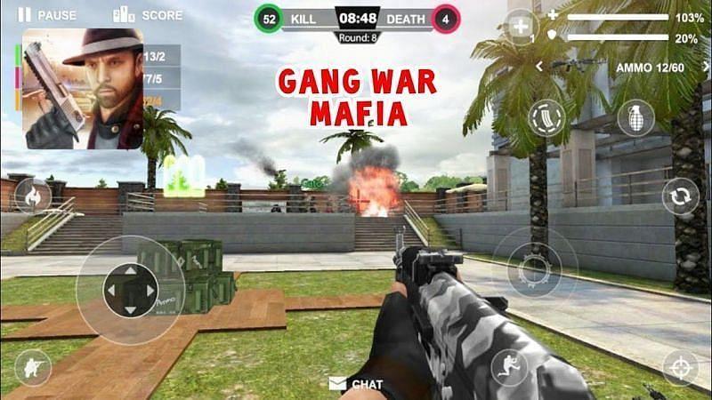 Gang War Mafia (Image via Softtech Gamerz, YouTube)