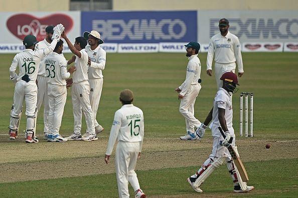 बांग्लादेश vs वेस्टइंडीज