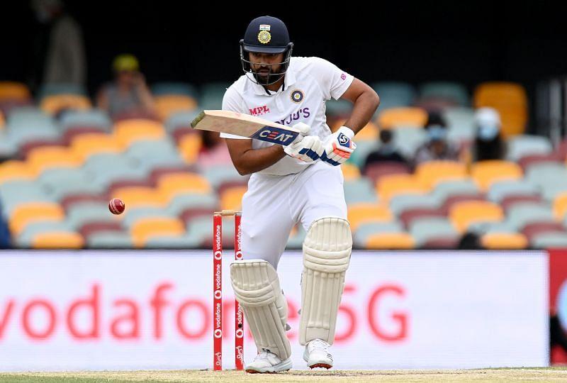 Harbhajan Singh lauded Rohit Sharma for the enterprising knock he played